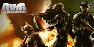 Arma Tactics. Карманная пошаговая стратегия