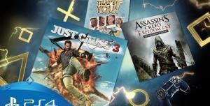 Подборка лучших игр для PS4