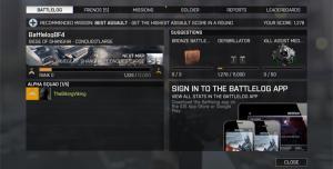Дорога к Battlefield 4: Battlelog