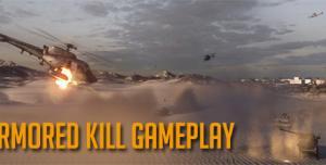Первое видео геймплея Armored Kill