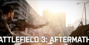 Battlefield 3: Aftermath - Трейлер запуска