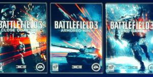 Новые дополнения: Close Quarters, Armored Kill и End Game