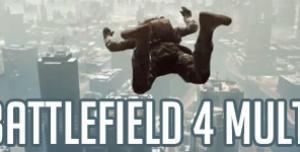 Это мультиплеер Battlefield 4