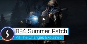Летний патч Battlefield 4: объяснение всех изменений в обновлении (видео)