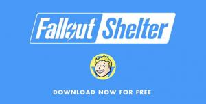 Fallout Shelter обгоняет Clash of Clans и Minecraft в топе iOS