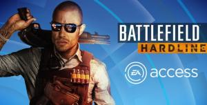 Онлайн BF Hardline первыми испытают подписчики EA Access на Xox One