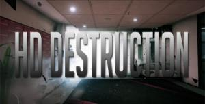 DICE тестируют HD Destruction