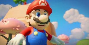 Первый прототип Mario + Rabbids создали за 3,5 недели