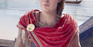 В Assassin's Creed: Odyssey любовные сцены с двумя девушками