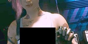 В Cyberpunk 2077 раскрыли то, чего раньше нигде не было