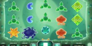 Параметры игрового автомата Cyrus The Virus из казино Фреш