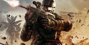 Игроки Warface будут сражаться за карту