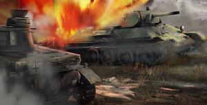 Танки War Thunder и наступление на Сталинград