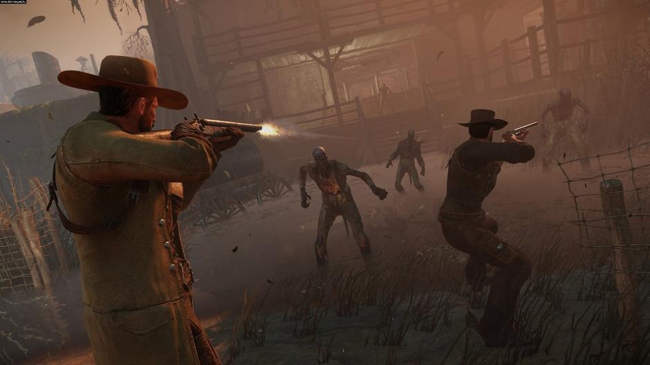 Предварительный обзор игры Hunt: Showdown