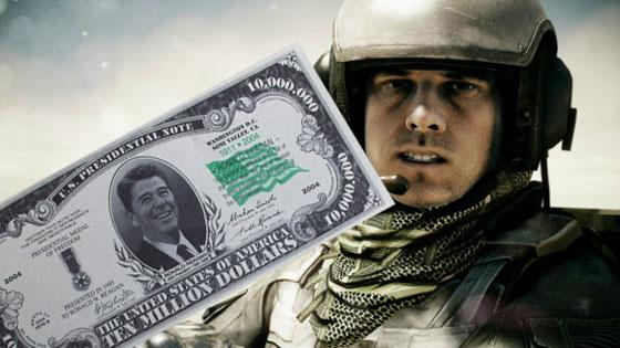 За 2 месяца продано 10 млн копий Battlefield 3