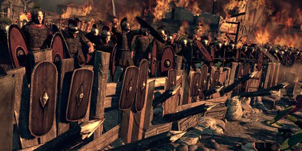Вышел новый трейлер Total War: Attila