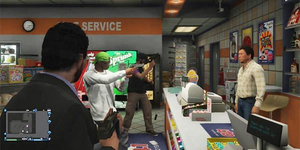 В сеть утекли подробности обновления GTA Online от 23 декабря