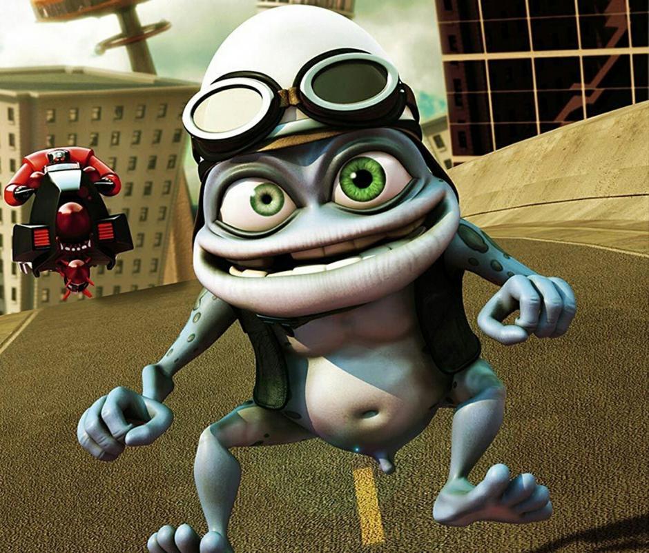Что представляет собой бонусная игра в Crazy Frog из Fresh Casino