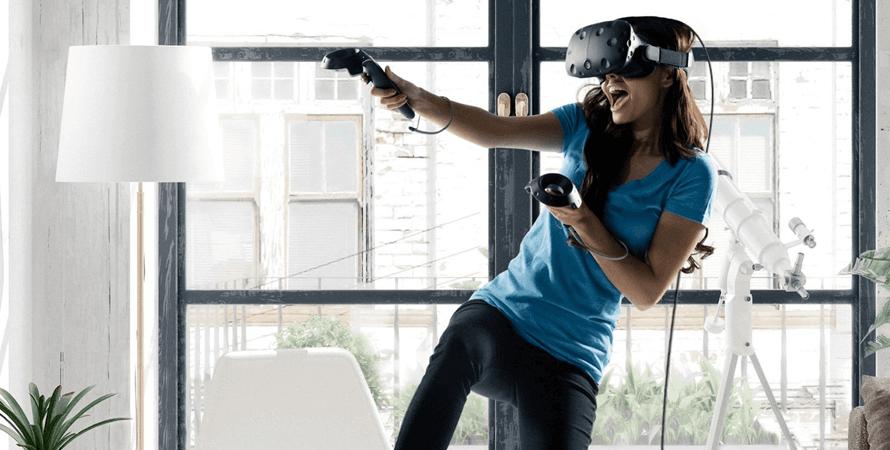 Виртуальная реальность – будущее компьютерных развлечений