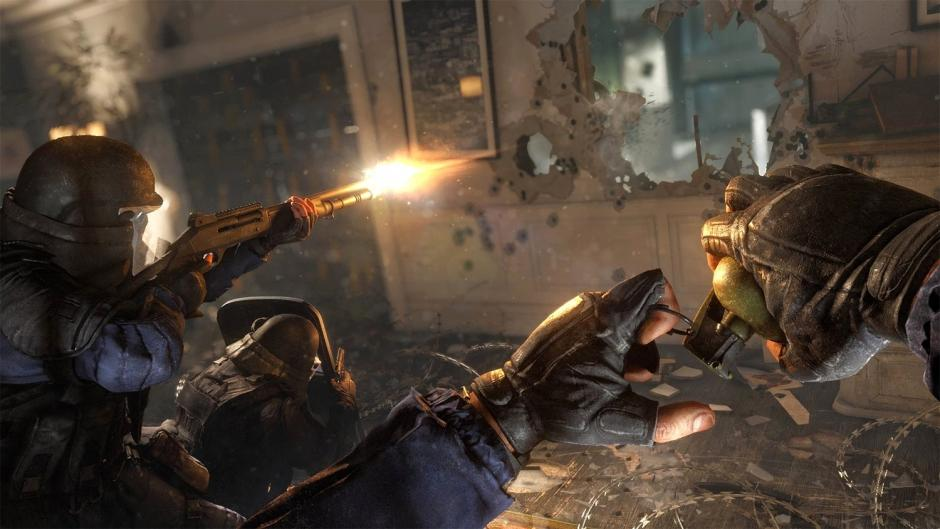 Особенности игры Tom Clancy's Rainbow Six: Siege