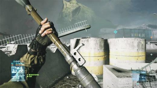 Динозавры в Battlefield 3. Миф или реальность?