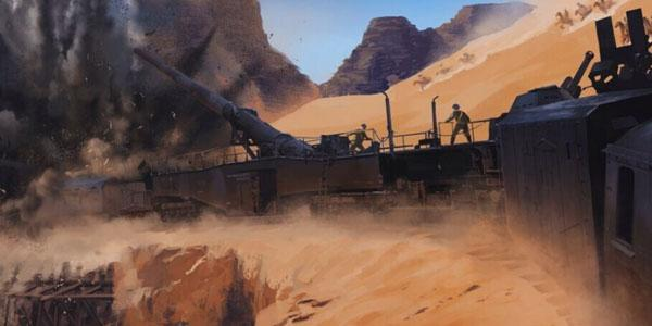 Battlefield 1 на Gamescom 16 августа - Лошади и Новая карта