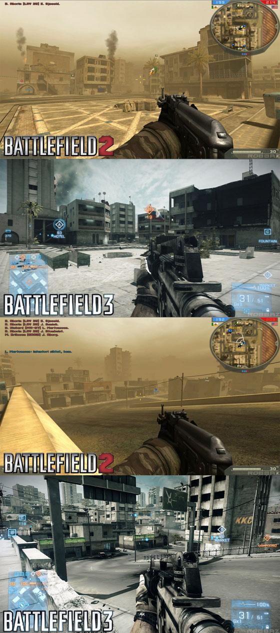 BF2 vs BF3