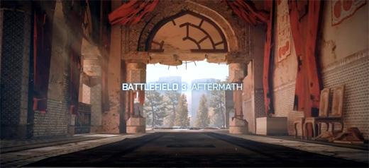 Battlefield 3: Aftermath (random footage video)