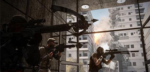 Арбалет Battlefield 3