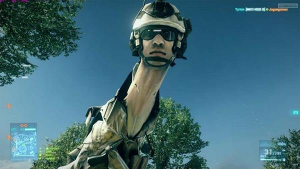 Battlefield 4 - Забавные моменты из Беты