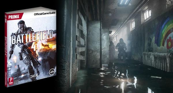 Руководство по Battlefield 4 доступно в продаже