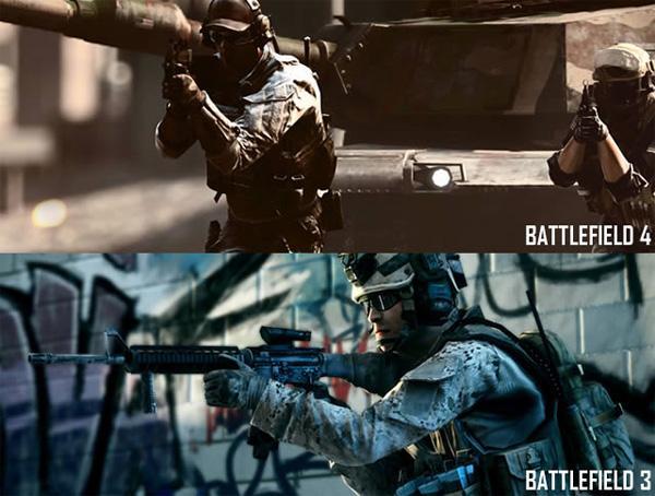 Battlefield 4 - новое дополнение к Battlefield 3?