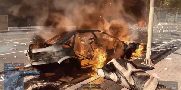 40-минутное видео геймплея Battlefield 4