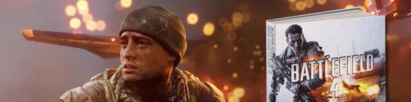 Книга по Battlefield 4 выйдет осенью