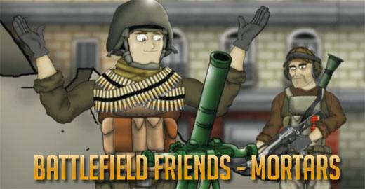 Battlefield Friends - Mortars (Русская версия)