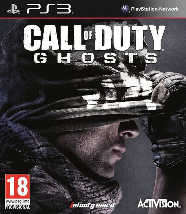 Call of Duty: Ghosts. Новый CoD?