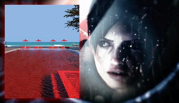 Capcom UK отменило кровавый бассейн Resident Evil