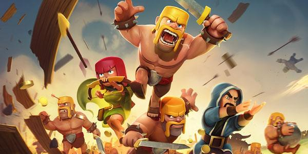 Clash of Clans – доступно for free