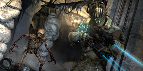 Дополнительные режимы Dead Space 3