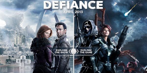 Defiance. Игра и сериал 2-в-1