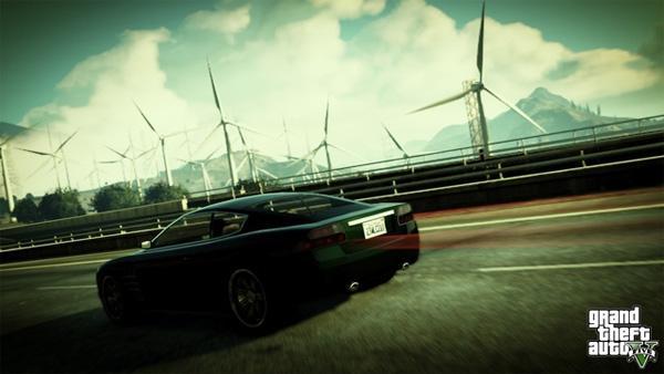 Новые скриншоты GTA5