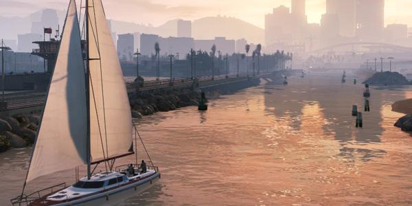 GTA Online: Ходящие по волнам