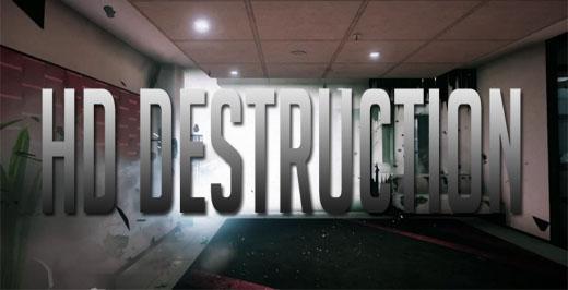 DICE тестируют HD Destruction