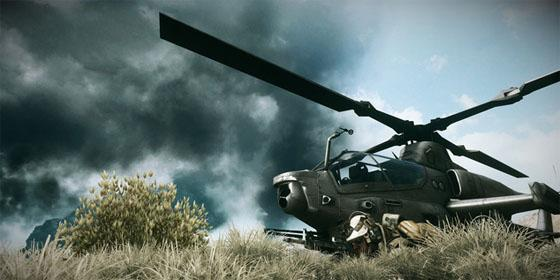 Вертолеты Battlefield 3 могут быть заменены