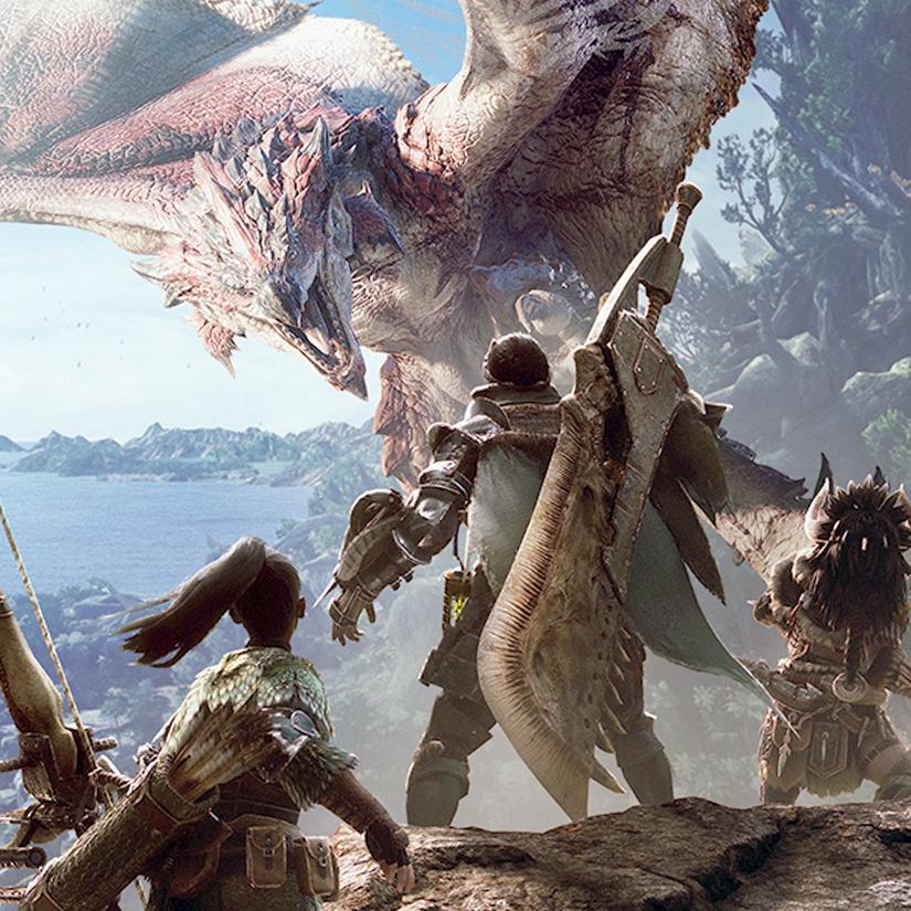 Дата выхода игры Monster Hunter: World на PC расстроила геймеров