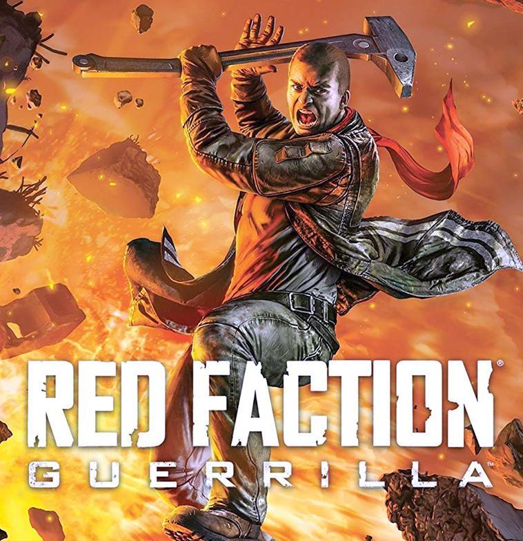 Новый шутер Red Faction: Guerrilla Re-Mars-tered предлагают получить бесплатно при одном условии
