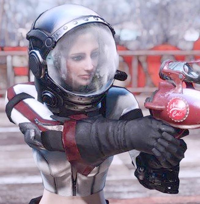 В Fallout 4 добавили огромную снежную локацию