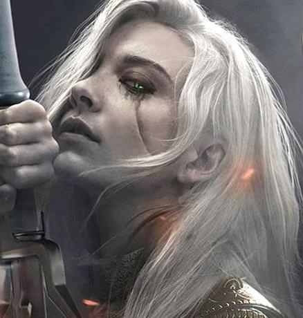 В сериале «Ведьмак» показали Натали Дормер в роли Цири