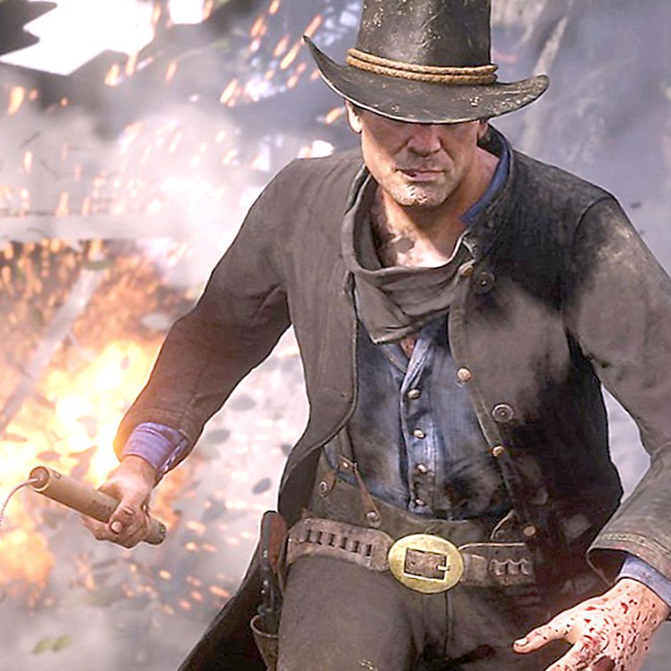 Red Dead Redemption 2 на ПК слит в новой утечке