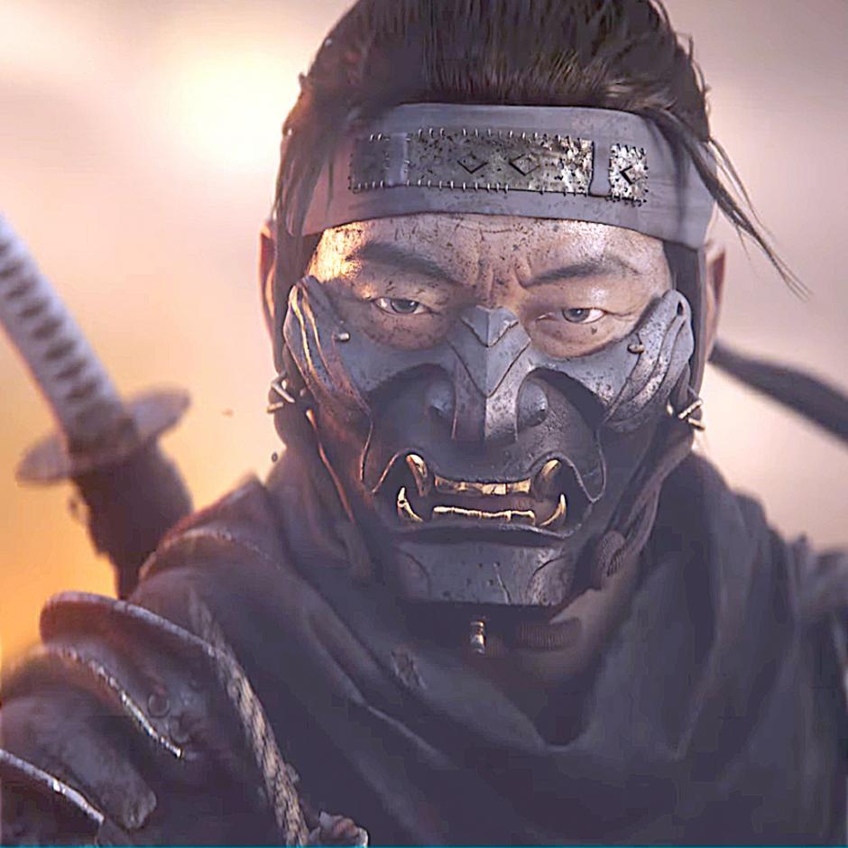 Ghost of Tsushima в новом трейлере с новейшей графикой